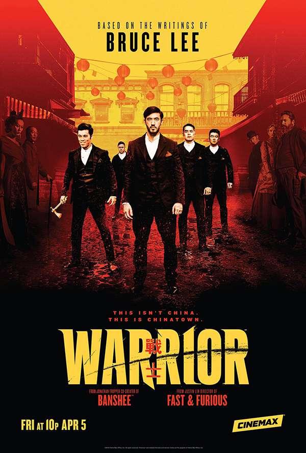 [美剧][战士.龙战士.Warrior][2019][第一季.全1-10集][英语音轨.中英双语字幕][蓝光版]720P+1080P百度云下载