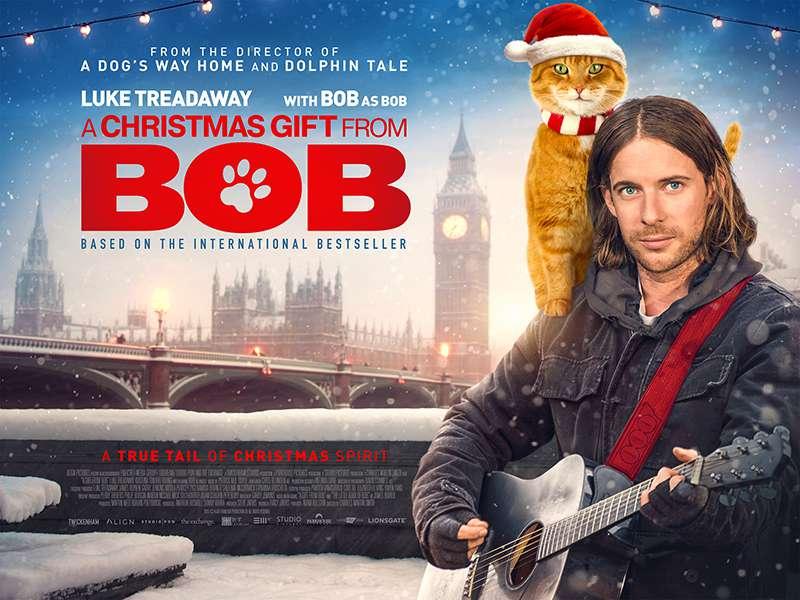 [电影][鲍勃的圣诞礼物.A Christmas Gift From Bob][2020][英语音轨.中英双语字幕]720P+1080P百度云下载