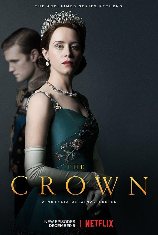 [高分历史英剧][王冠.王权.王座.The Crown][2017][第二季.全1-10集][英语音轨.中英双语字幕]720P+1080P百度云下载