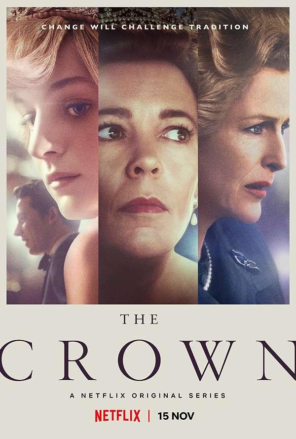 [高分历史英剧][王冠.王权.王座.The Crown][2020][第四季.全1-10集][英语音轨.中英双语字幕]720P+1080P百度云下载