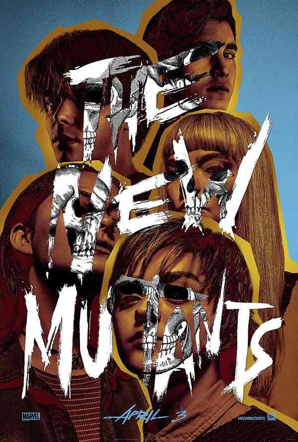 [漫威漫画改编电影][新变种人.新異變人.變種人.The New Mutants][2020][英语音轨.中英双语字幕]1080P百度云下载