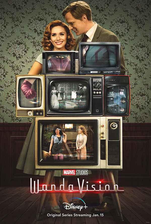 [漫威剧集][旺达幻视.WandaVision][2021][第一季.全1-9集][英语音轨.中英双语字幕]1080P+2160P(4K)百度云下载